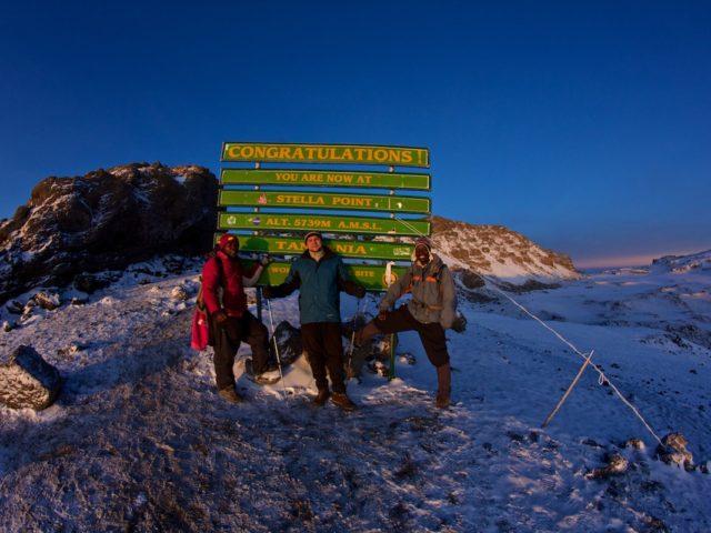 climb Kilimanjaro