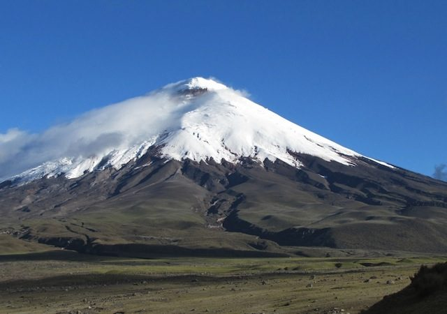 climb Chimborazo and Cotopaxi