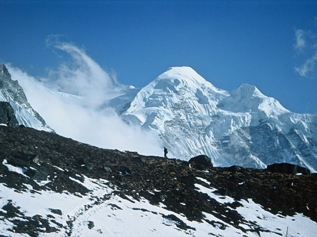 climb Mera peak