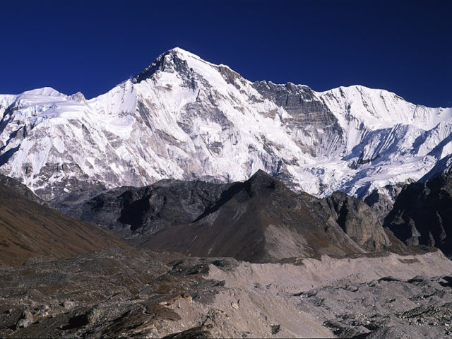 climb Cho-Oyu