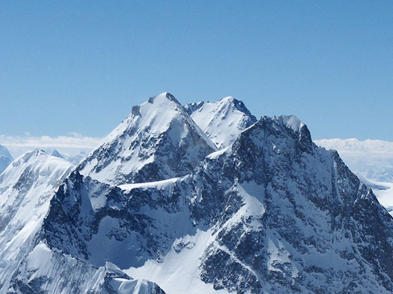Gasherbrum I and II