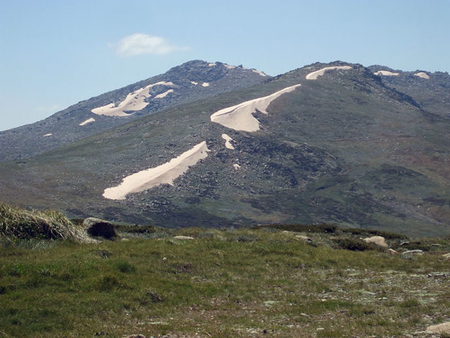 climb Kosciuszko