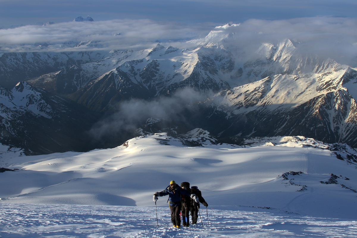 Elbrus Climb from the South, 9-day Schedule